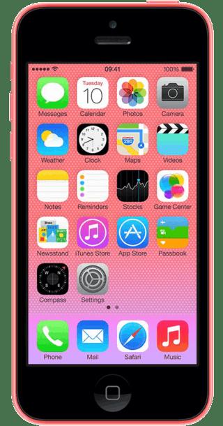 iPhone 5c 16GB Pink