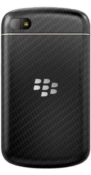 BlackBerry Q10 back