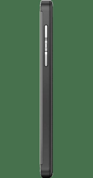 BlackBerry Z10 side