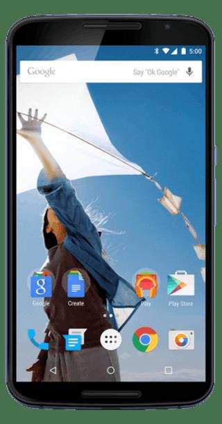 Nexus 6 64GB White