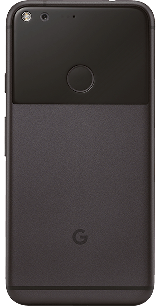 Google Pixel 32GB Black back