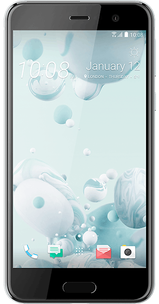 HTC U Play 32GB Ice White front