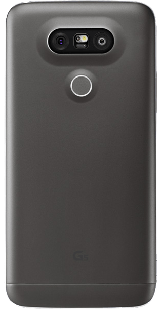 LG G5 32GB Grey back