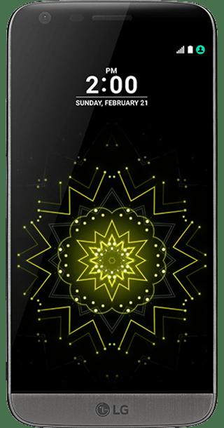 LG G5 32GB Grey front