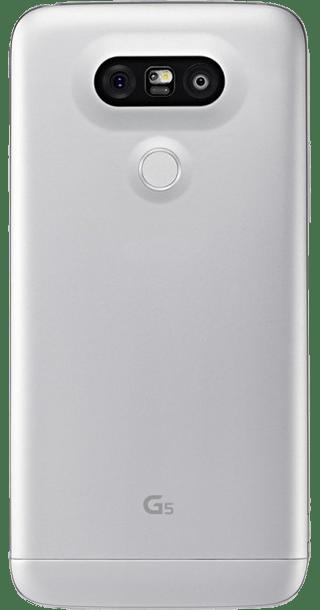 LG G5 32GB Silver back