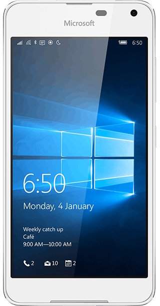 Lumia 650 16GB White