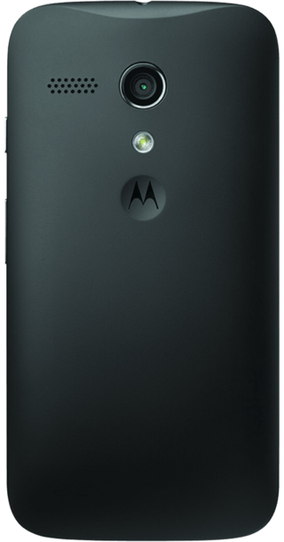 Motorola Moto G 16GB back