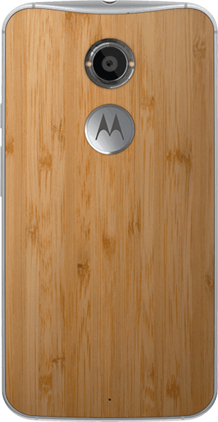 Motorola Moto X 2014 White back