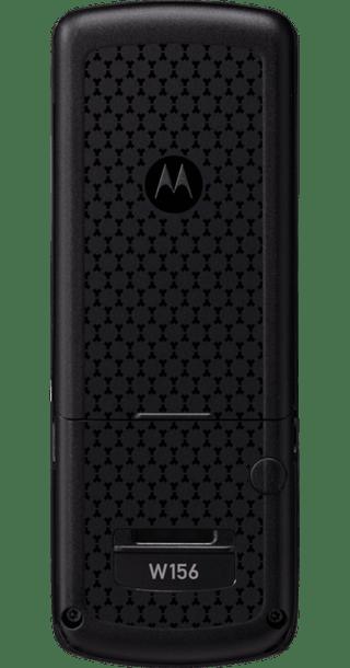 Motorola W156 side