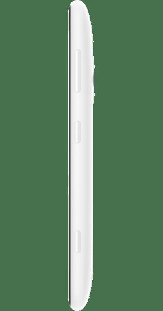 Nokia Lumia 625 White side