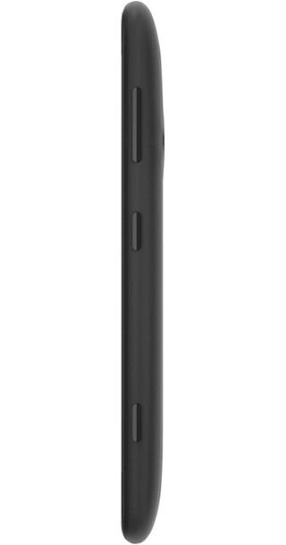 Nokia Lumia 625 side