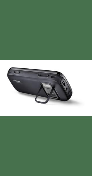 Nokia N86 Black side