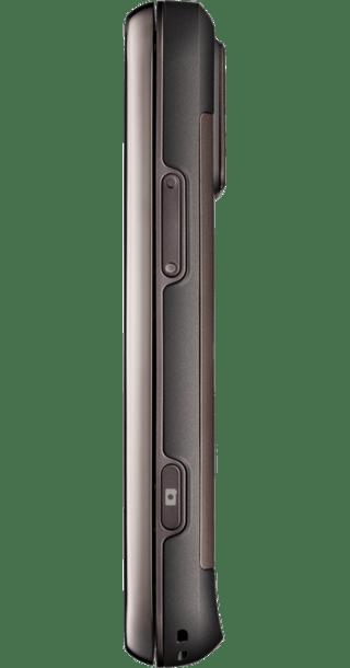 Nokia N97 Mini side