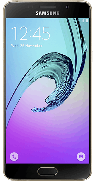 Galaxy A3 2016 Gold