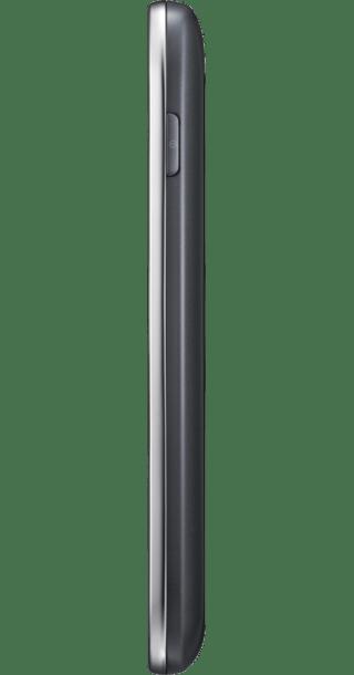 Samsung Galaxy Ace 3 side