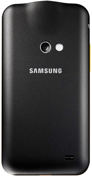 Samsung Galaxy Beam back