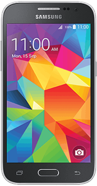 Samsung Galaxy Core Prime front