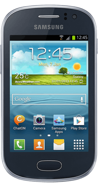 Samsung Galaxy Fame front