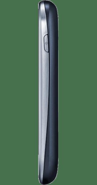 Samsung Galaxy Fame side