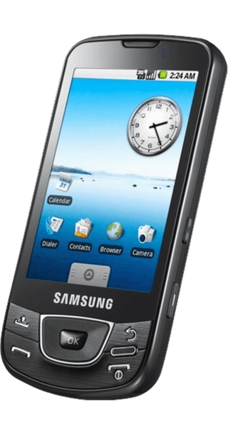 Samsung Galaxy i7500 back