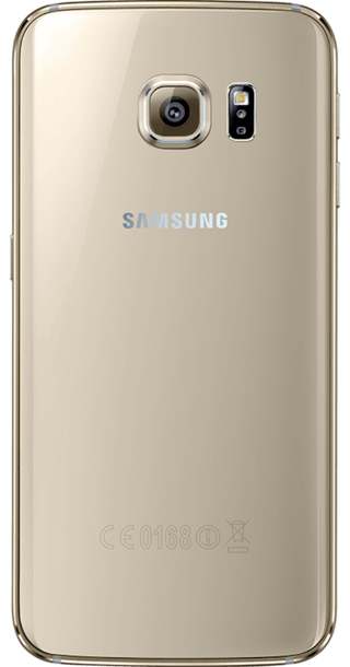 Galaxy S6 Edge 32GB Gold