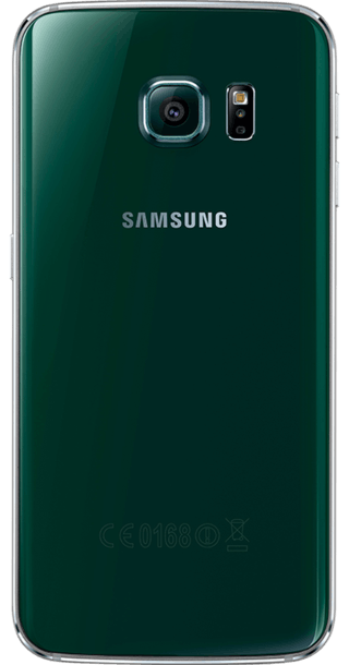 Galaxy S6 Edge 32GB Green