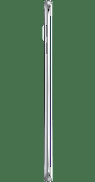 Samsung Galaxy S6 Edge Plus 32GB White Pearl side