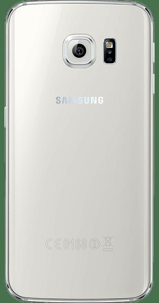 Galaxy S6 Edge 32GB White