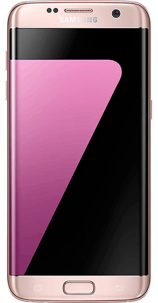 Galaxy S7 Edge 32GB Pink Gold
