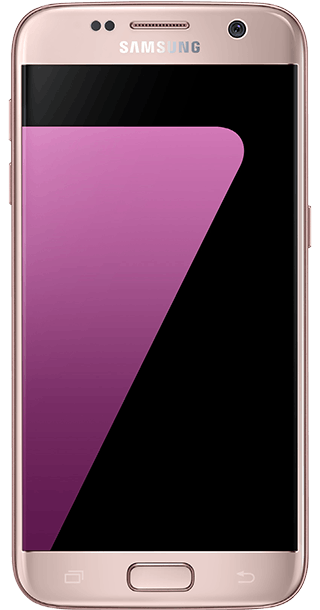 Samsung Galaxy S7 32GB Pink Gold front