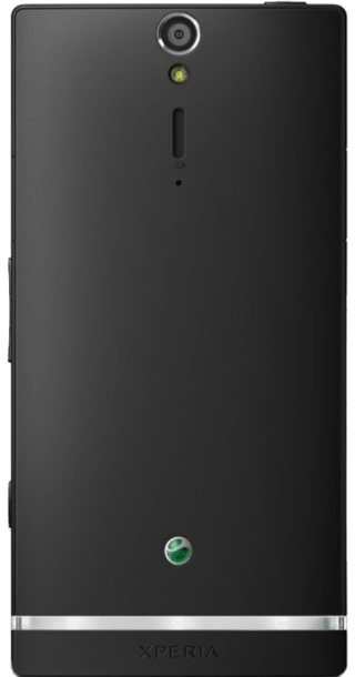Sony Xperia S back