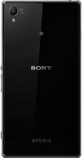 Sony Xperia Z1 back